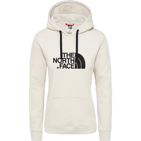 The North Face Drew Peak Pullover Capuchon Trui Dames, vintage white/tnf black